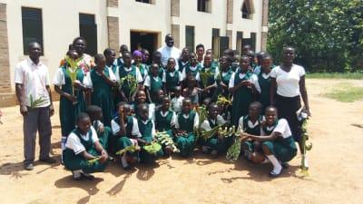 Palm Sunday at Ibba Girls School-1