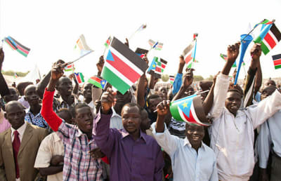 South Sudan independence 2