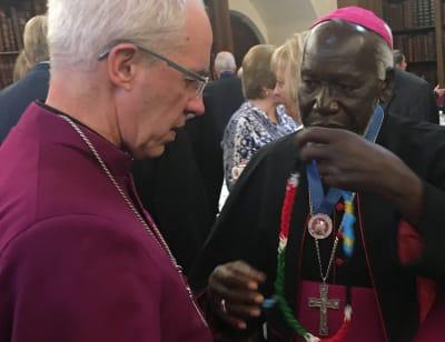 Sudanese-Pope