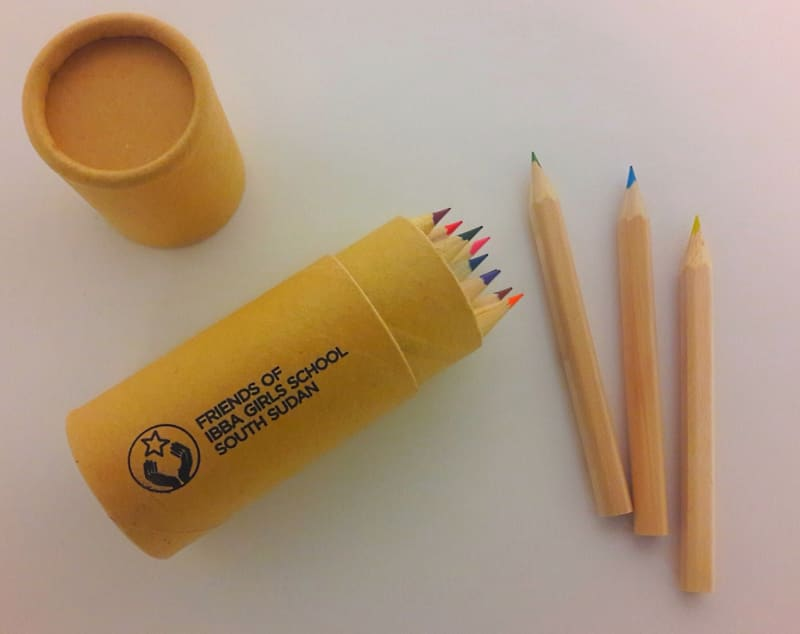 Colouring-Pencils