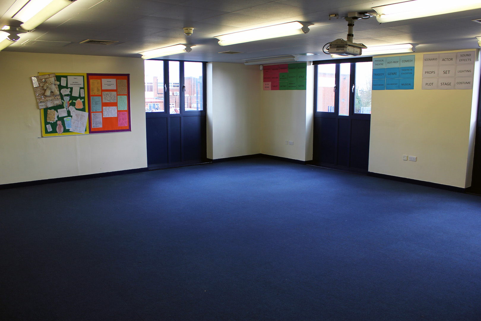 Performing Arts Classroom