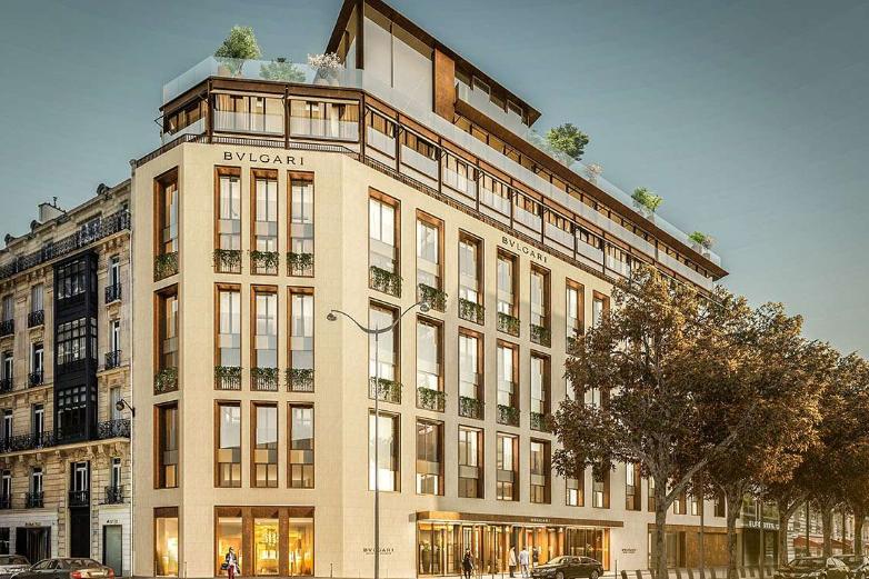 Bvlgari Hotel Paris 2020