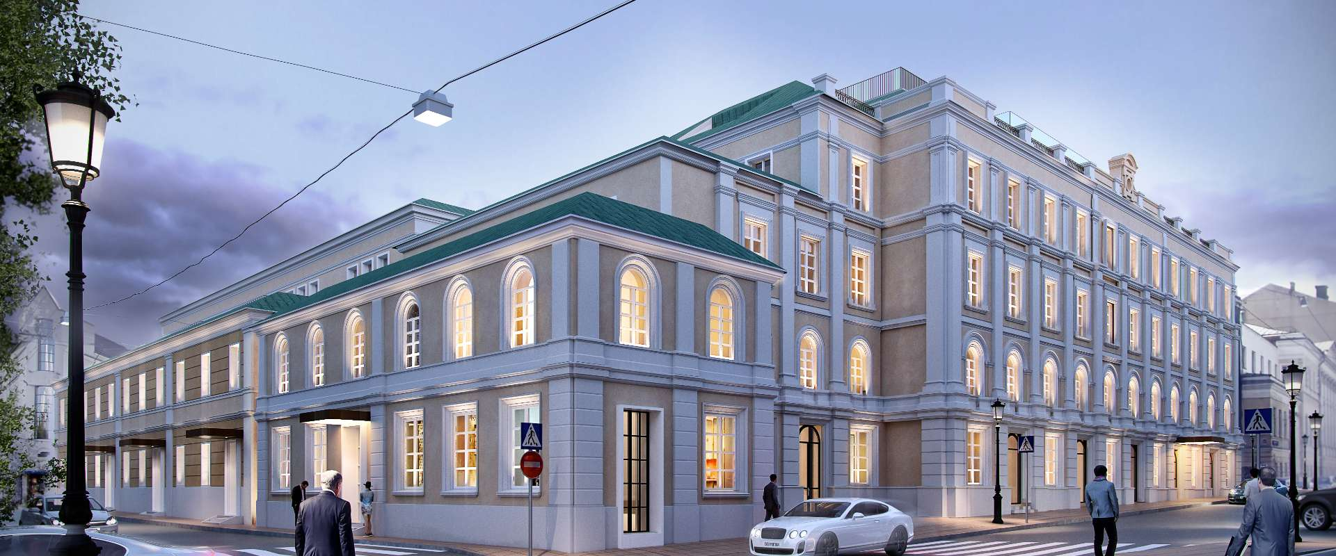 Bvlgari Hotel & Residences Moscow 2021