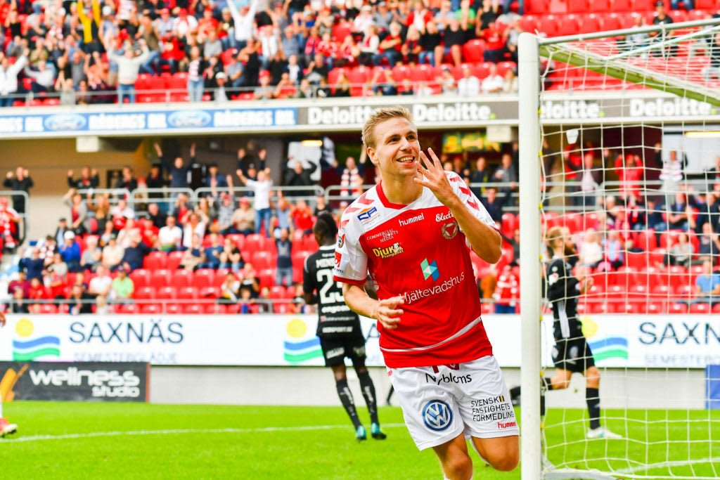 Kalmar FF - Östersunds FK 170924 fotbollsallsvenskan ,
