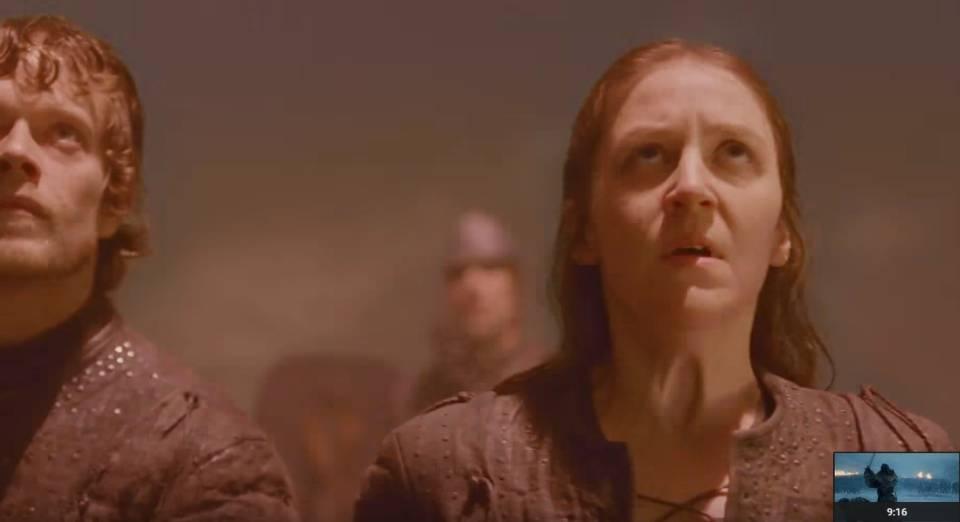 Theon dan Yara