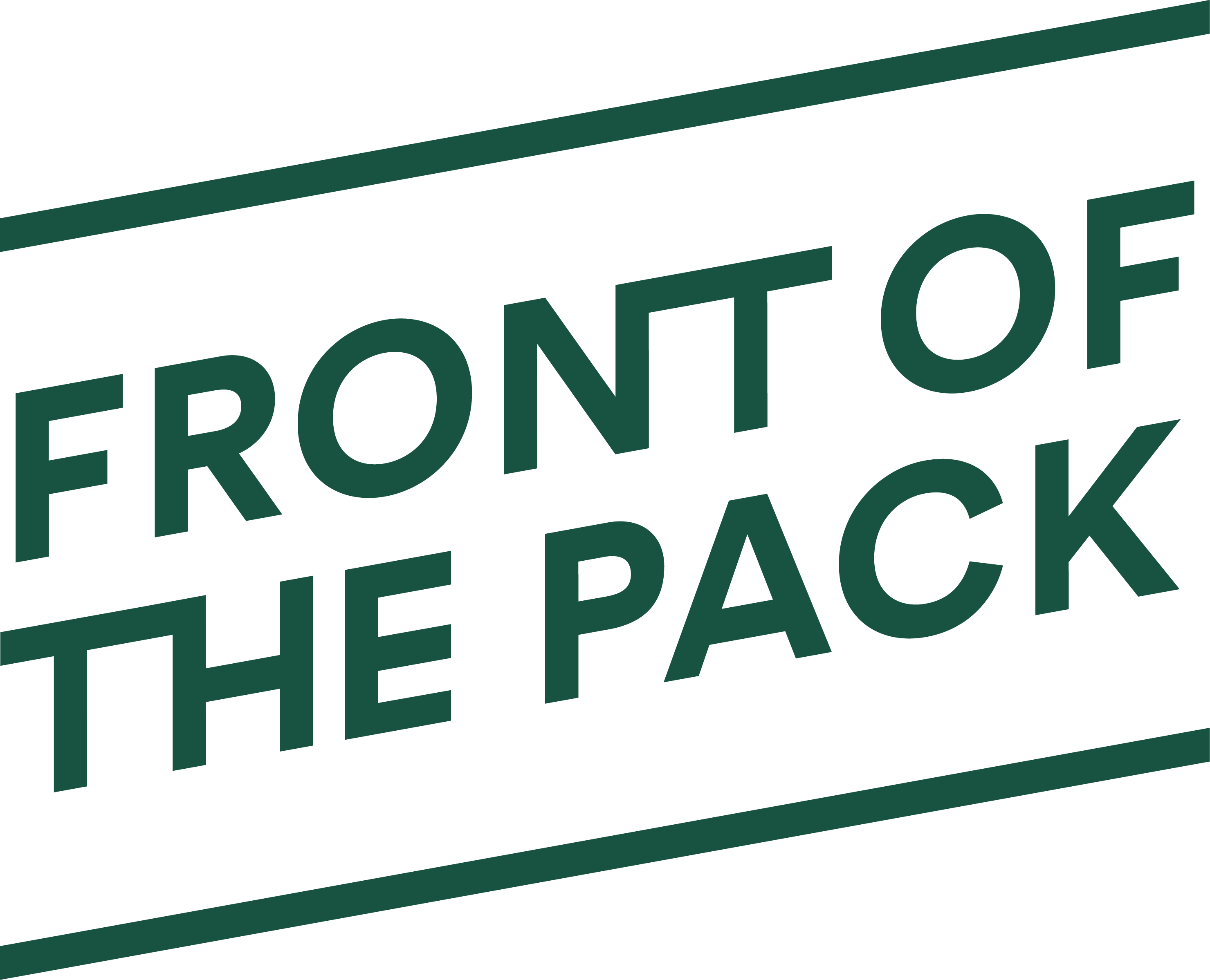 Front Of The Pack