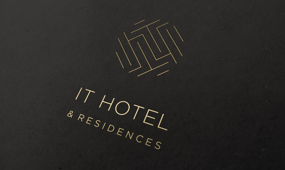 IT Hotel & Residences - Logo