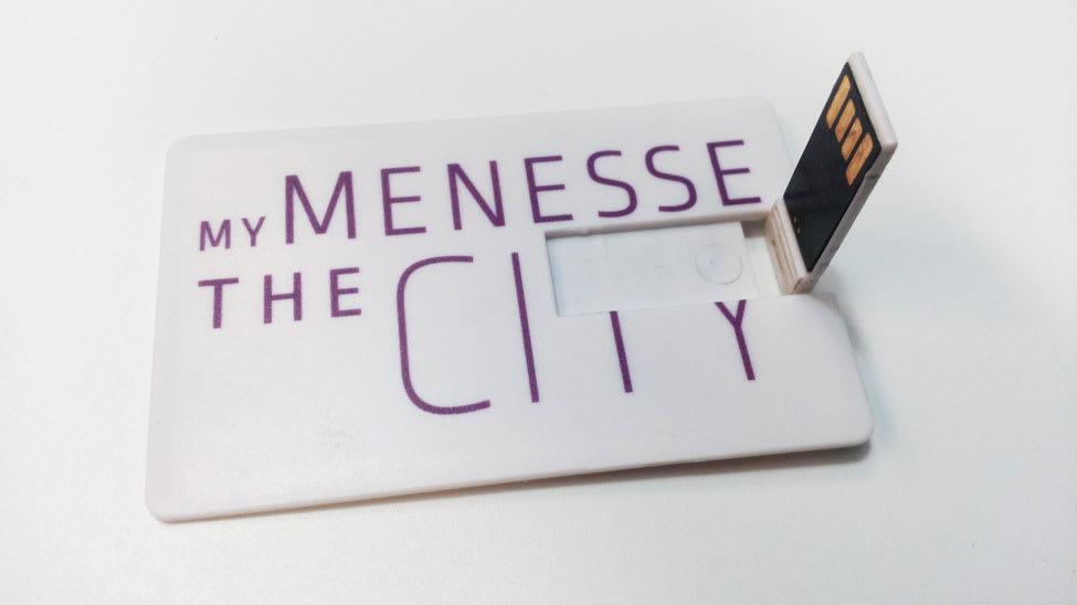 The City - Memoria USB