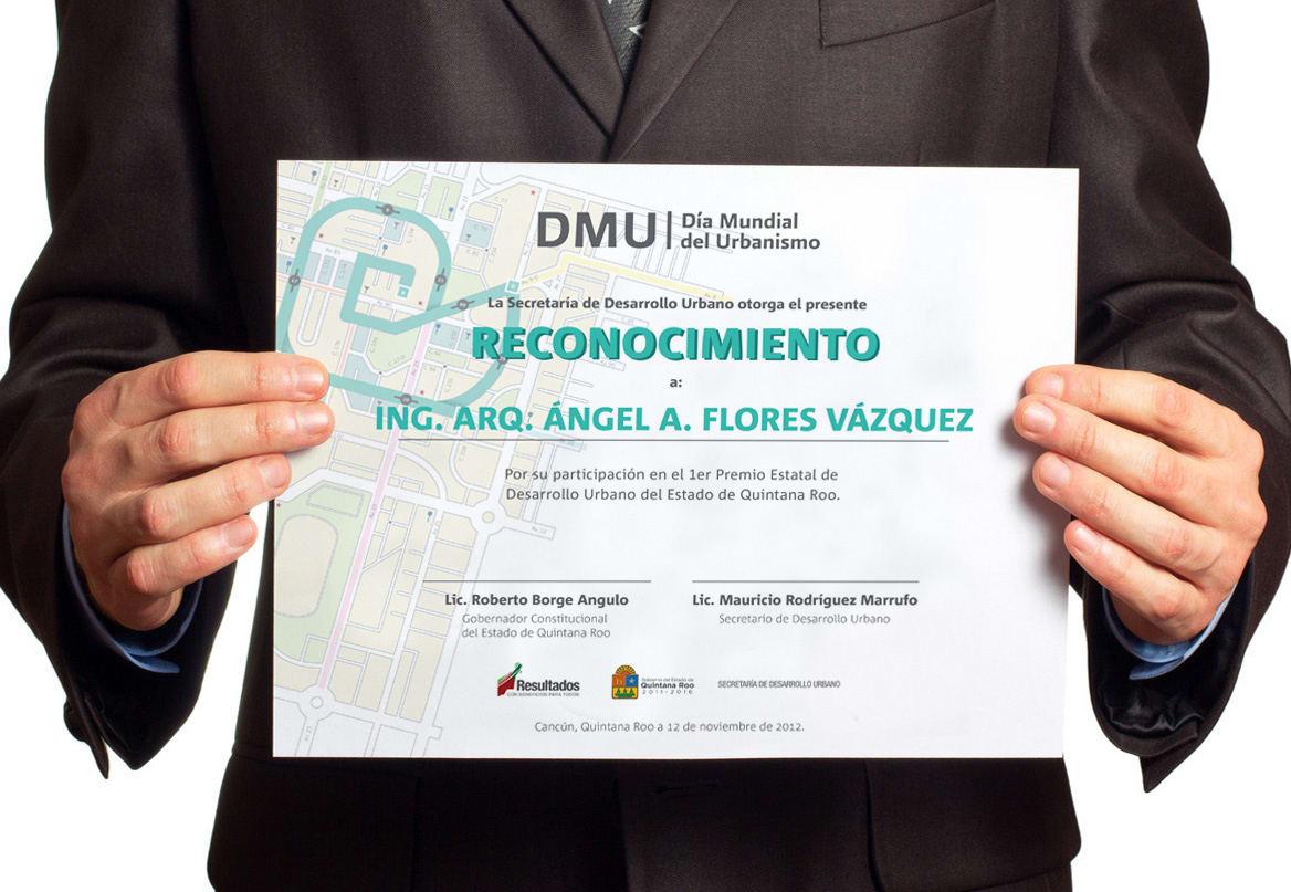 DMU - Reconocimiento