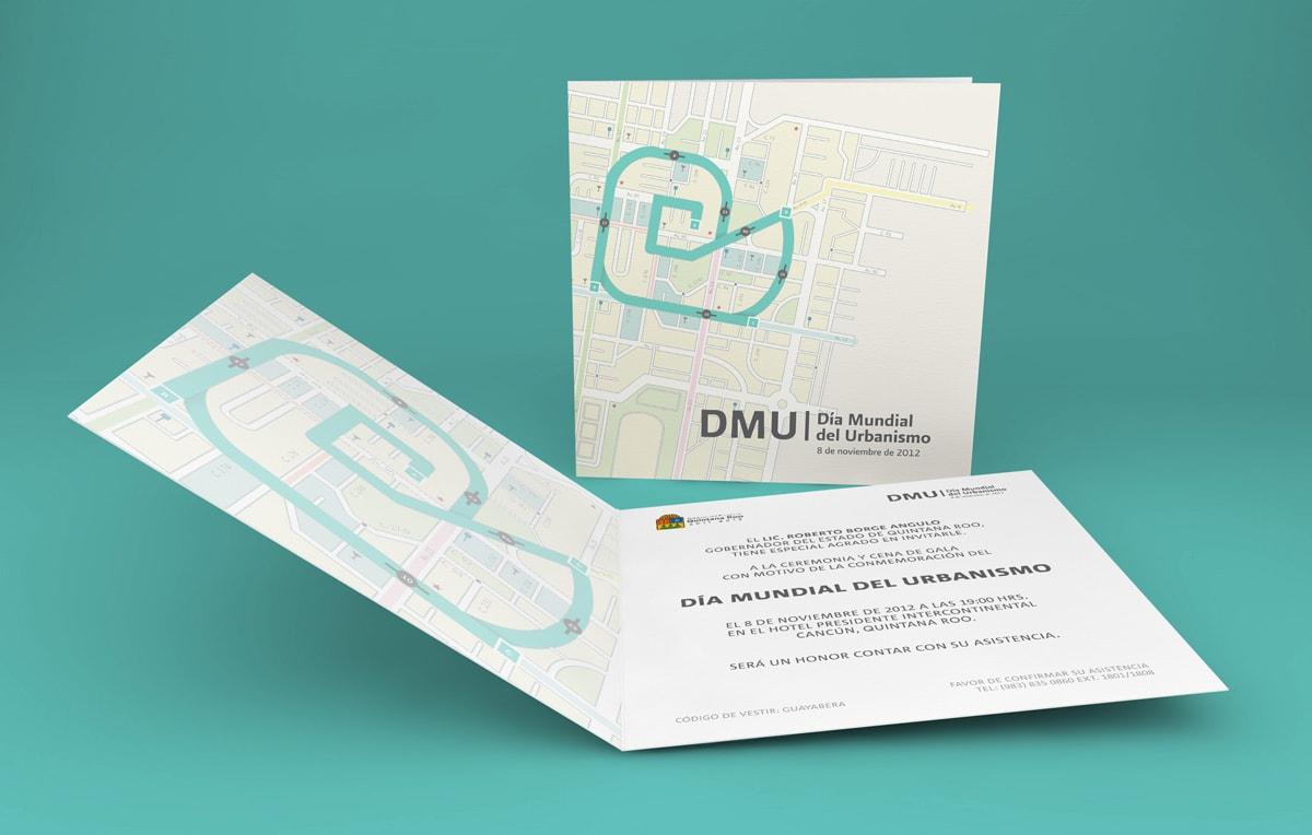 DMU - Invitacion