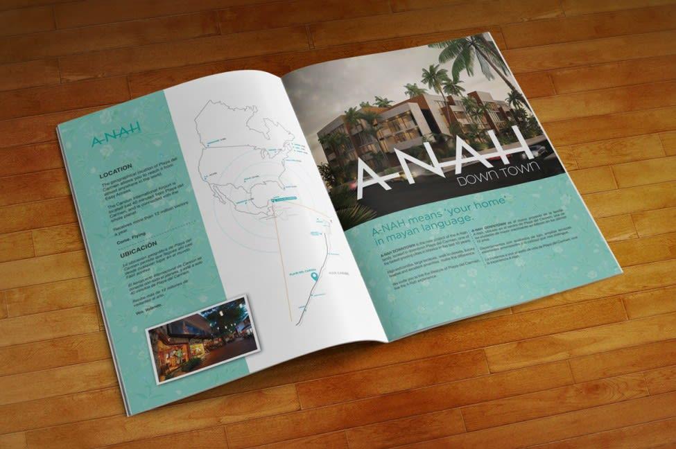 brochure-2 A-nah Downtown