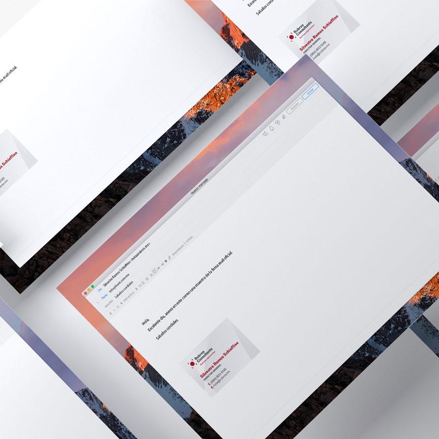 Firma digital Rubros Consultants