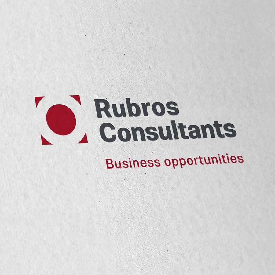 Logotipo actualizado RubrosConsultants