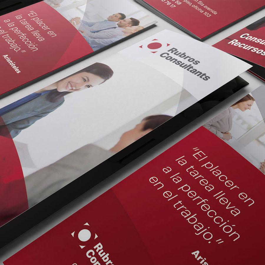 Brochure Rubros Consultants