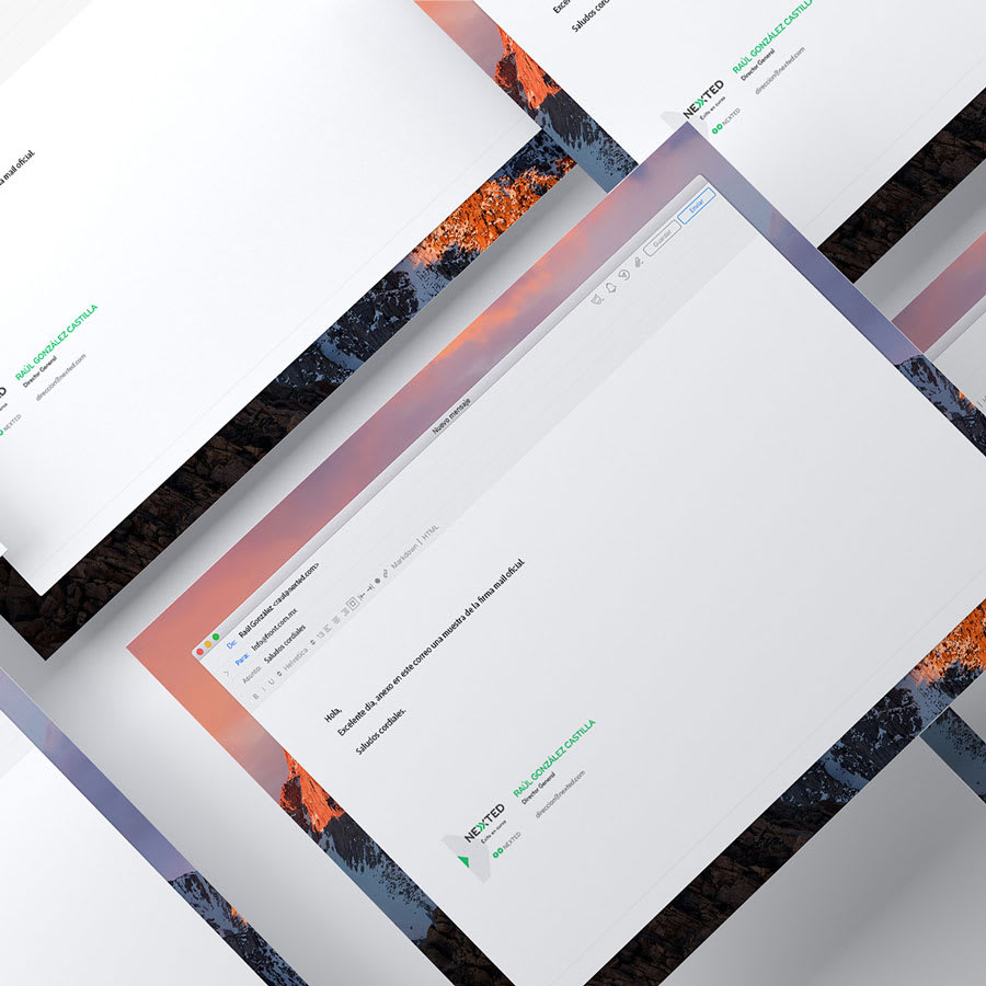 Firma digital Nexted