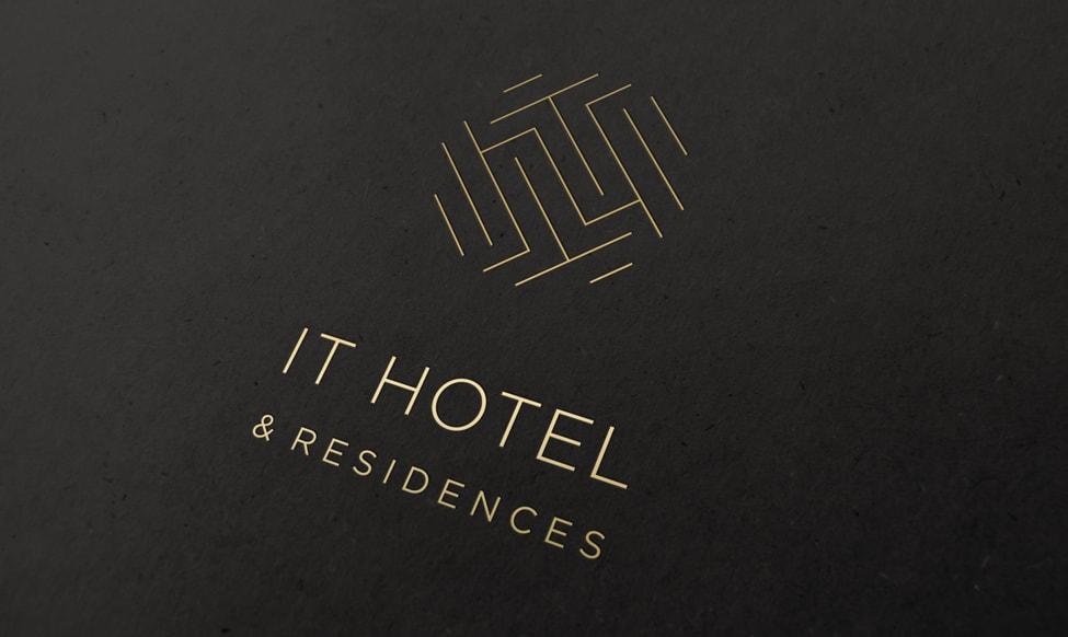 IT Hotel & Residences - Logo