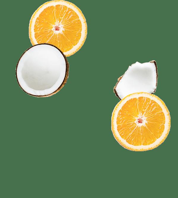 Jugo de Naranja con Agua de Coco