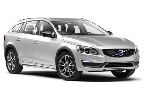 Volvo V60 Cross Country Bright Silver