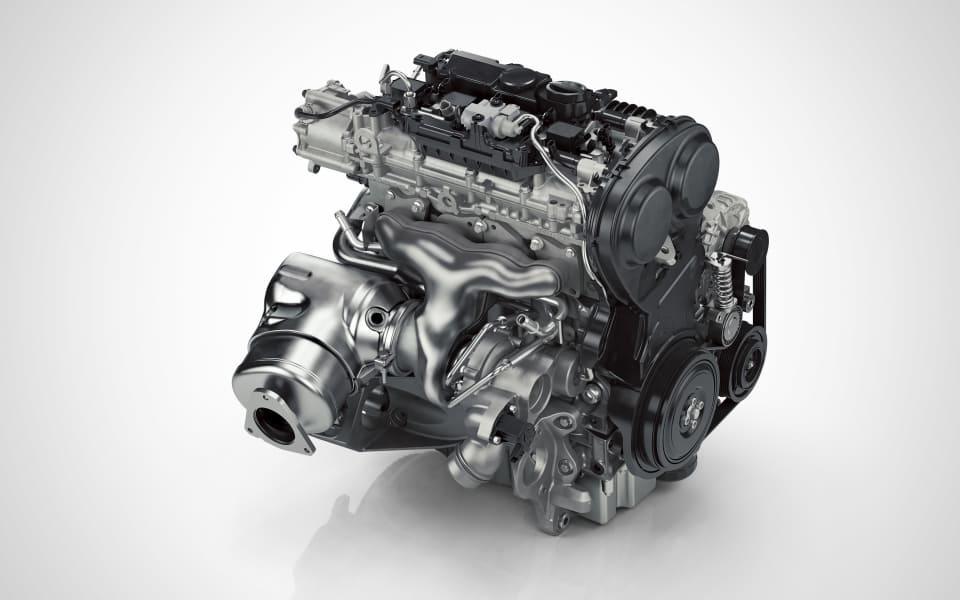Volvo Drive E Motor