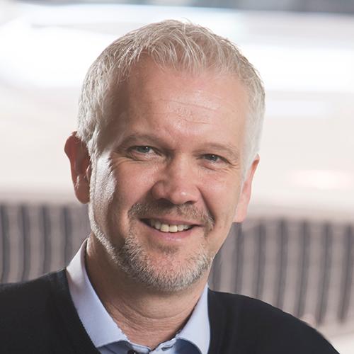 Lasse Nymann, Salgskonsulent, Frydenbø Mandal