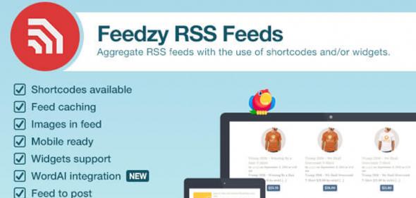 Feedzy v1.6.12 - RSS Feeds Premium WordPress Plugin NULLED June 10, 2020