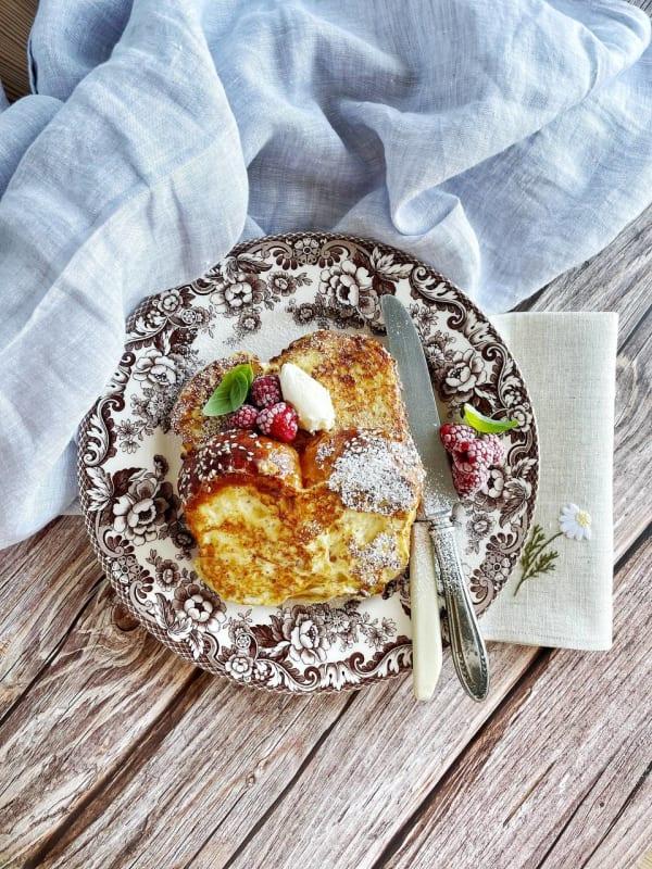 Pain Perdu sau French Toast