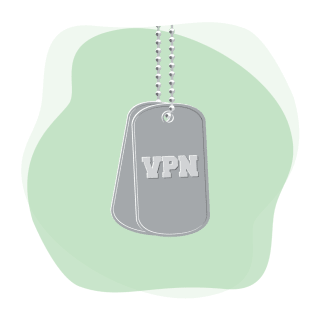 VPN for military.