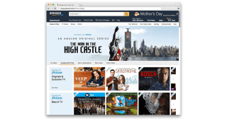 Watch exclusive Amazon Prime titles with ExpressVPN.
