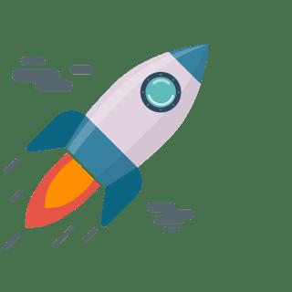 ExpressVPN is as fast as a speeding rocket.