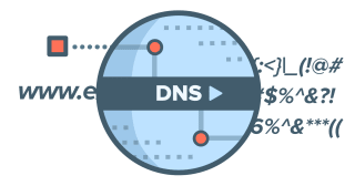 Third party DNS is vulnerable to manipulation.