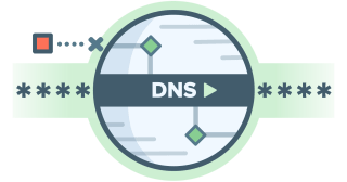 ExpressVPN DNS requests are protected.
