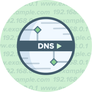 ExpressVPN runs its own DNS on every server.
