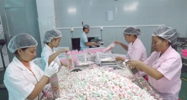sweets factory
