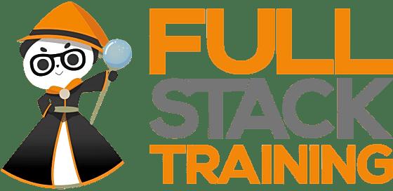 Full Stack Training Logo