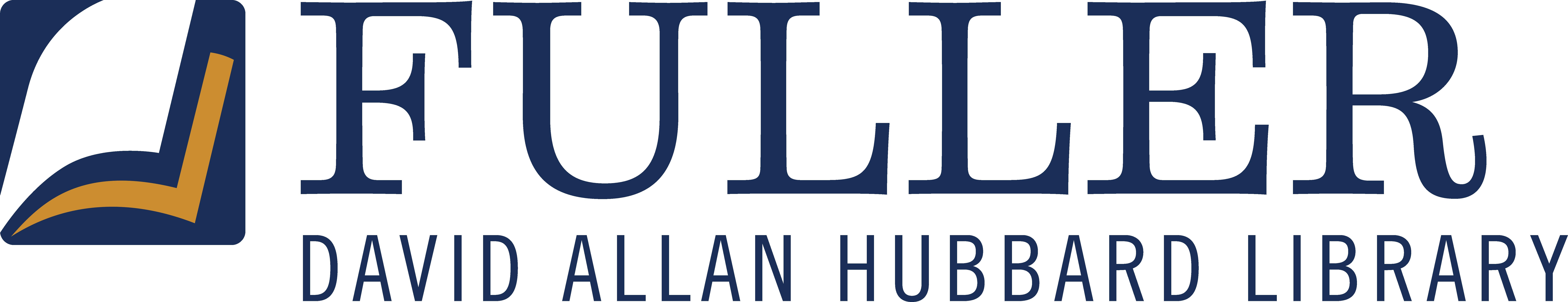 Fuller: David Allan Hubbard Library