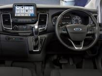 Ford TRANSIT CUSTOM 2.0 TDCi 105ps High Roof Van