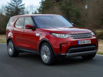 Land Rover DISCOVERY 2.0 SD4 HSE Commercial Auto