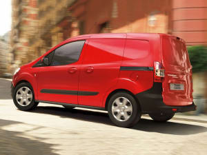 Ford TRANSIT COURIER 1.0 EcoBoost Limited Van [6 Speed]