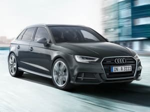 Audi A3 2.0 TFSI Black Edition 5dr [Tech Pack]