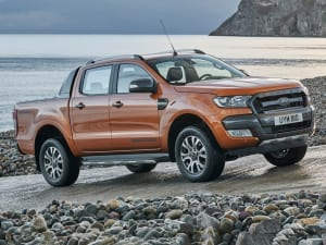 Ford RANGER Pick Up Double Cab Limited 1 2.2 TDCi