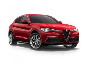 Alfa Romeo STELVIO 2.2 D 190 Nero Edizione 5dr Auto