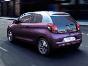 Peugeot 108 1.0 72 Allure 5dr 2-Tronic