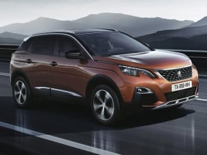 Peugeot 3008 1.5 BlueHDi Active 5dr EAT8