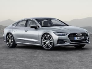 Audi A7 45 TFSI Quattro S Line 5dr S Tronic [C+S]