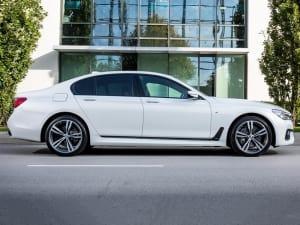 BMW 7 SERIES 745e 4dr Auto