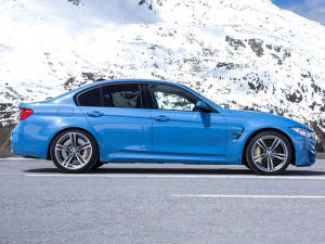 BMW M3 M3 4dr [Competition Pack]