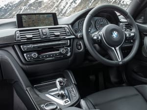 BMW M3 M3 4dr DCT