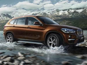 BMW X1 sDrive 18i M Sport 5dr [Tech II/Plus Pack]