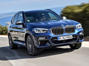 BMW X3 xDrive20d M Sport 5dr Step Auto [Plus Pack]