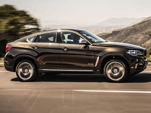 BMW X6 xDrive30d M Sport 5dr Step Auto